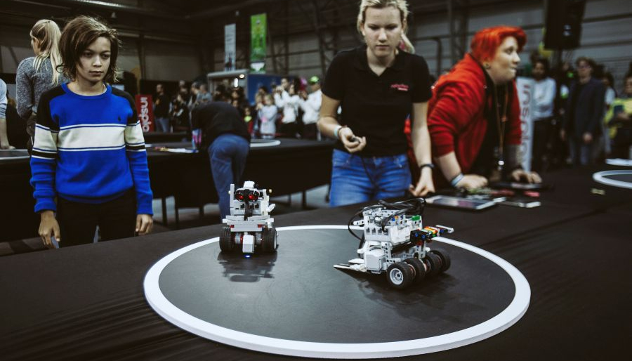 Robotex International has announced this years' competitions